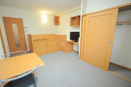 レオパレススピカ 208号室の風呂