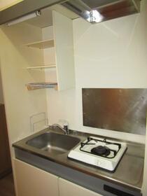 メゾンサンライズ 102号室のキッチン