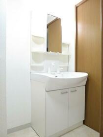 グランビュー 102号室の洗面所