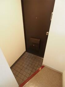 ブランシュメゾン池袋 403号室の玄関