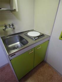 ブランシュメゾン池袋 403号室のキッチン