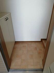 シーサイドタケウチ21 B棟 202号室の玄関