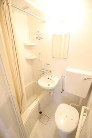 Maison Dongli 301号室の風呂