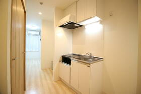 Maison Dongli 301号室のキッチン