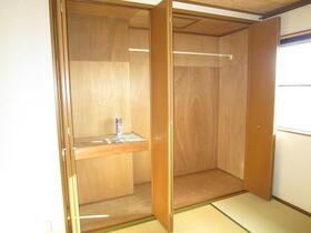 AD.2001 201号室の収納