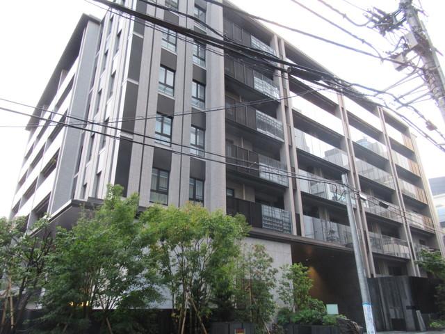ザ・パークハウス渋谷南平台外観写真
