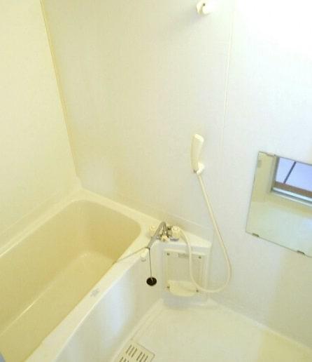 グリーンハイツ藤ヶ谷Ⅰ 01030号室の風呂