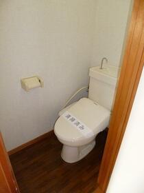 市川テラスハウスのトイレ