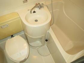 ドミール玉川学園 110号室の風呂