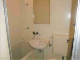 メゾン・ド・ラパン 0215号室の風呂