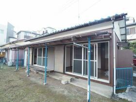 小川住宅3号棟の外観