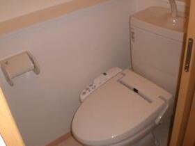 プレストアイディ秋葉原 3F号室のトイレ