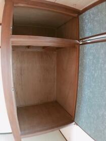 樋口マンション 103号室の収納