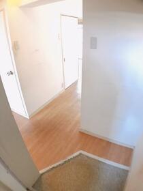 樋口マンション 301号室の玄関