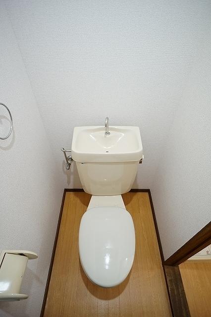 エクセルハイツ 02050号室のトイレ