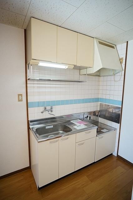 エクセルハイツ 02050号室のキッチン