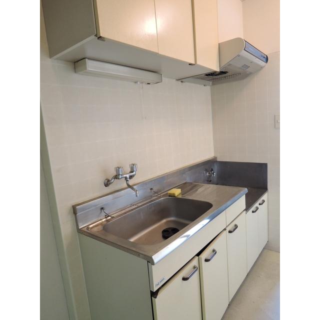 Flats7 203号室のキッチン