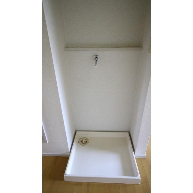 Flats7 203号室の洗面所
