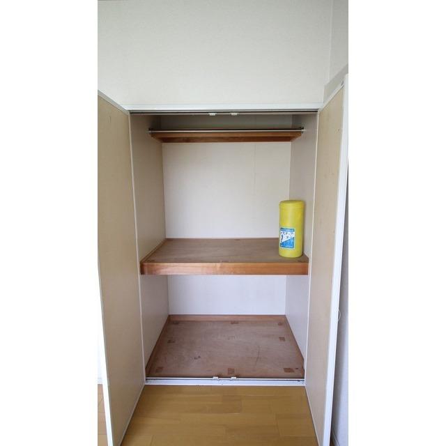 Flats7 203号室の収納