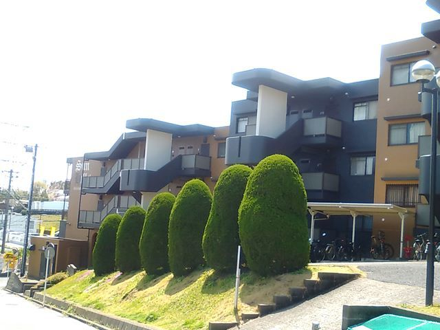 サンヒルズ東戸塚 A103号室の外観