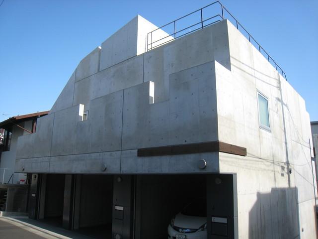 Garage House 10.9Ktoの外観