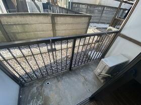 ソリッドリファイン池尻大橋 103号室のバルコニー