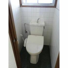 熊本荘 102号室のトイレ