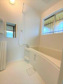 茗荷(みょうが)ハイツ 201号室の風呂