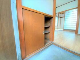 茗荷(みょうが)ハイツ 201号室の収納