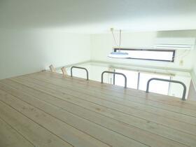 フラット日進 201号室のキッチン