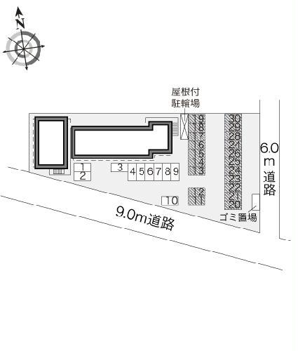 レオパレスHARU 104号室のその他