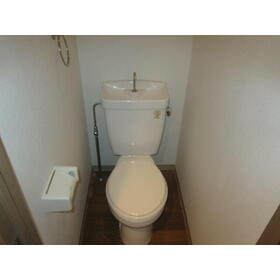 エスリード平和 102号室のトイレ