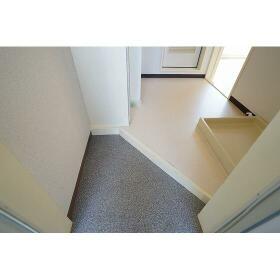 ベルメゾン相模原 0203号室の玄関