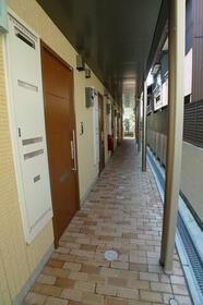 カサ・ブランダ A206号室の収納