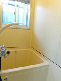 チェリーヒル小林III 101号室の風呂