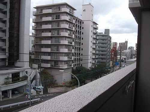 ライオンズマンション六本松第3 303号室の景色