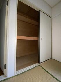 サンモール 101号室の収納