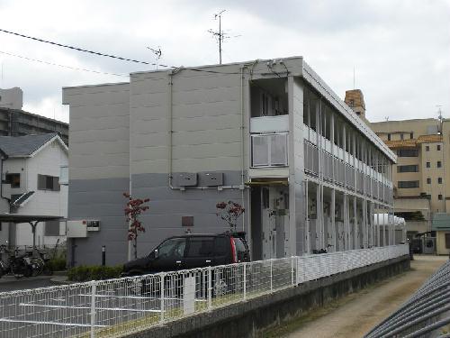レオパレスFuchu Kita外観写真