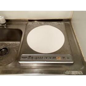 ロジュマン新町 205号室の洗面所