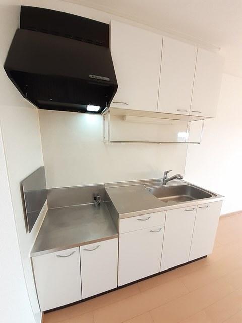 メゾン・フレ-シュ B棟 02030号室のキッチン