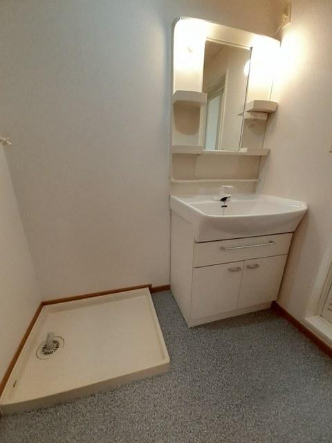 メゾン・フレ-シュ B棟 02030号室の洗面所