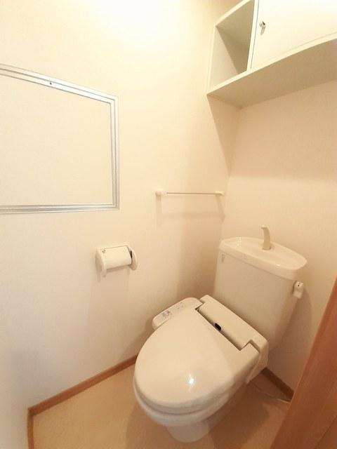 メゾン・フレ-シュ B棟 02030号室のトイレ
