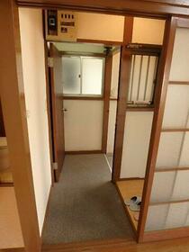 梁島荘 1号室の設備