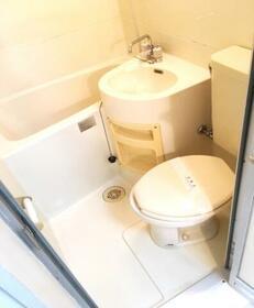 ジュネパレス千葉第13 103号室の風呂