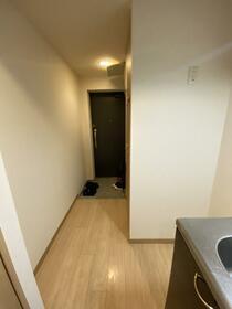 ルーブル中野富士見町伍番館 408号室の玄関