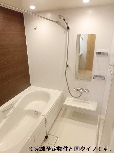 アクアリージョン津Ⅲ ウエスト 02030号室の風呂