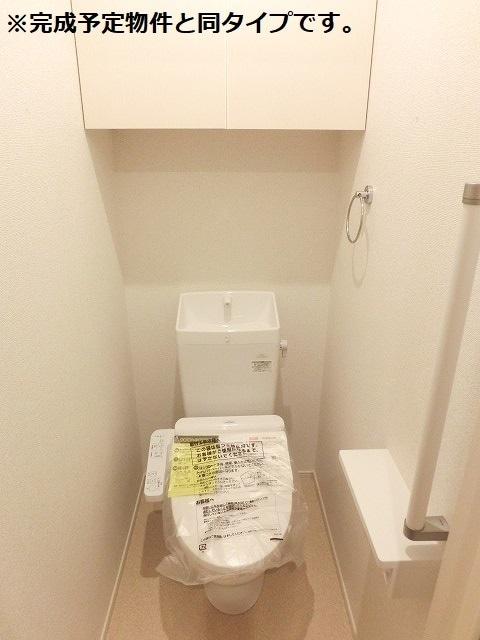 アクアリージョン津Ⅲ ウエスト 02030号室のトイレ
