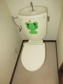 メゾンいずみ 201号室のトイレ