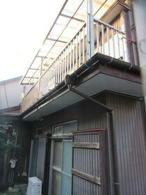 塚田アパートの外観