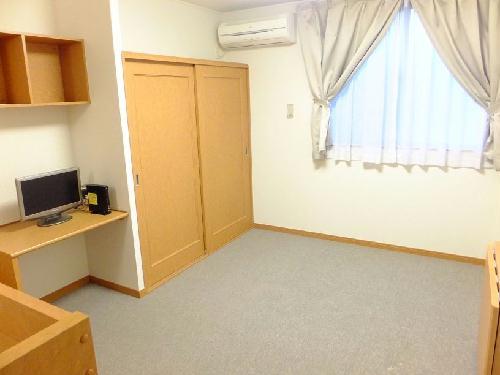レオパレスアンソレイエ 203号室のその他